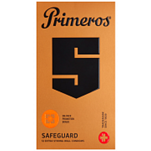 Primeros Safeguard 12 ks